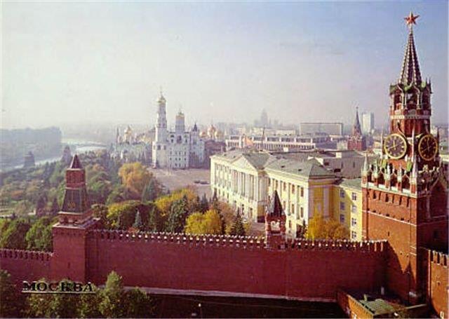 MOSKVA AVIONOM POLASCI JESEN INDIVIDUALNO PUTOVANJE ARANŽMANI