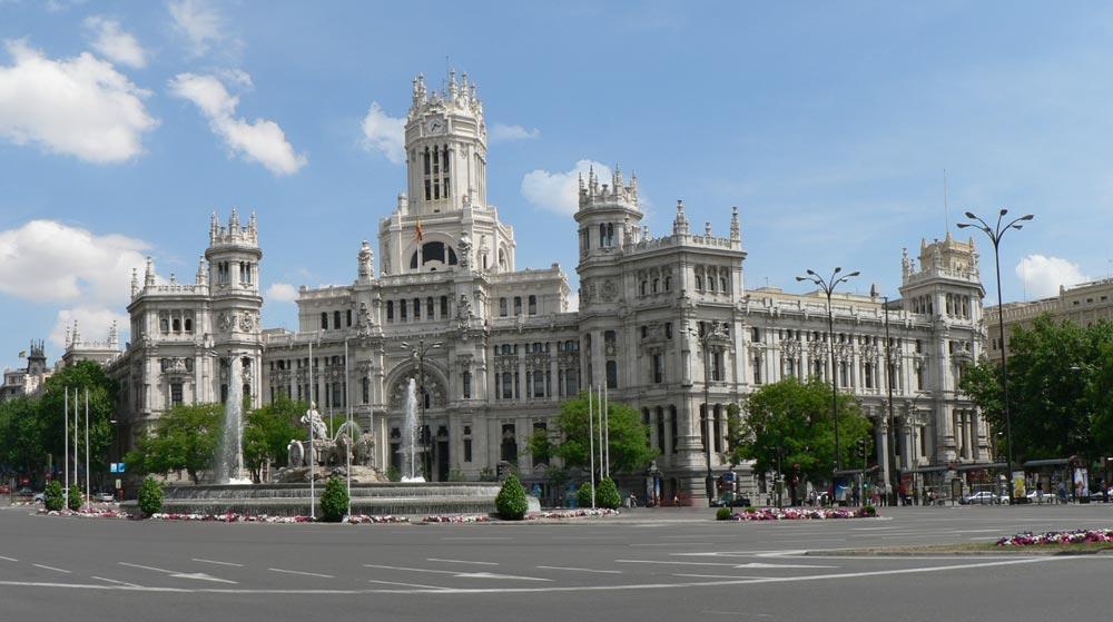 evropski gradovi madrid jesenja putovanja cene aranzmana