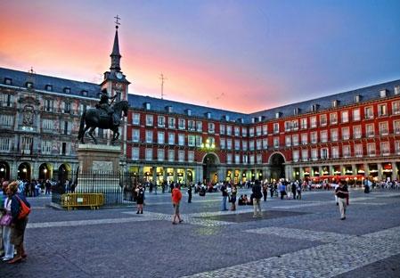 beograd Madrid avio karte cena