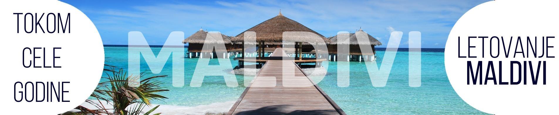 MALDIVI LETOVANJE