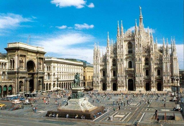 MILANO - ĐENOVA PROLEĆE