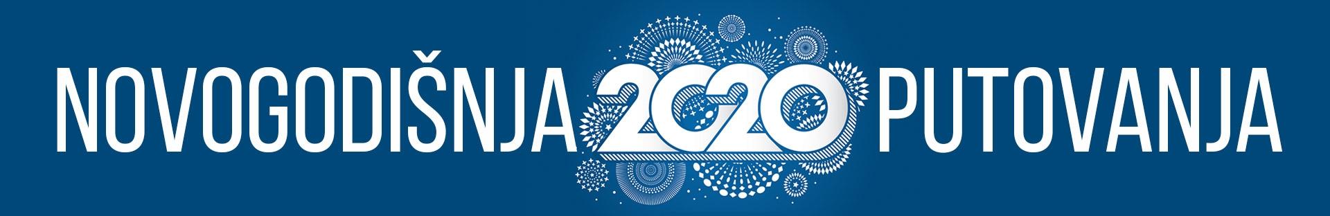 NOVOGODIŠNJA PUTOVANJA 2020