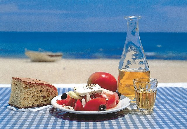 Nei Pori apartmanski smeštaj u Grčkoj najjeftinije letovanje