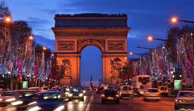 PARIZ AVIONOM POLASCI JESEN INDIVIDUALNO PUTOVANJE