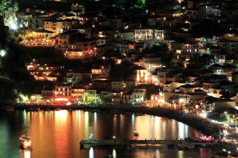 GRČKA PARGA LETO VILE I APARTMANI CENE EARLY BOOKING