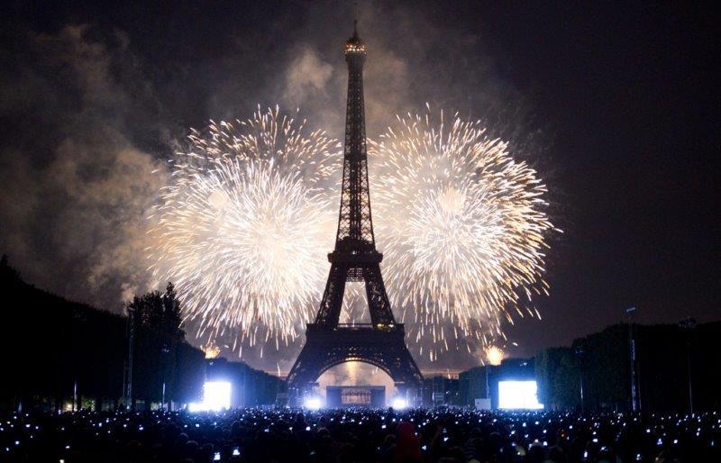 Pariz autobusom Nova godina last minute ponude
