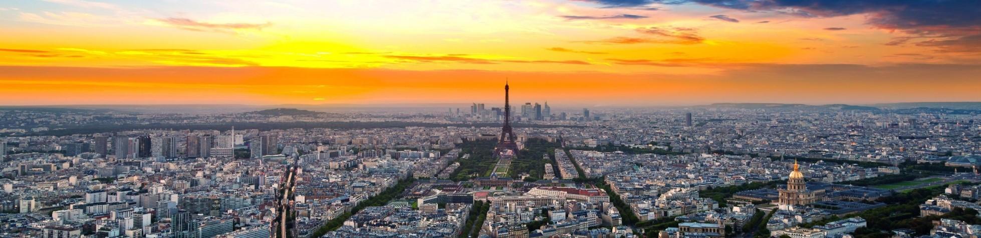 PARIZ NOVA GODINA 2020 AVIONOM