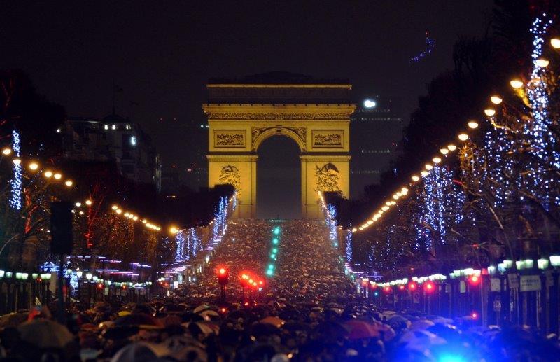 Pariz Nova godina aranzmani last minute cene