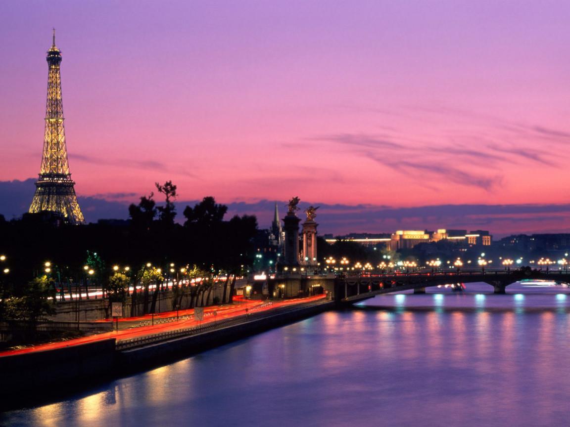 Pariz - paket aranzman - ponude za Uskrs i Prvi Maj - avio putovanje