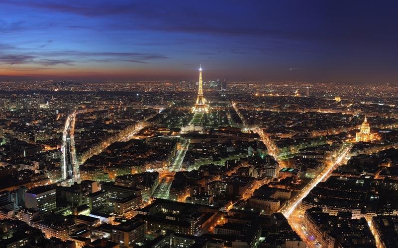 Pariz - ponude za prvomajske praznike - putovanje avionom cene