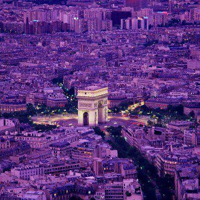Pariz - putovanja za Uskrs i Prvi Maj - avionom last minute cene