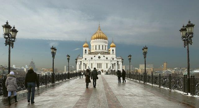 RUSIJA U NOVEMBRU INDIVIDUALNO PUTOVANJE AVIONOM MOSKVA