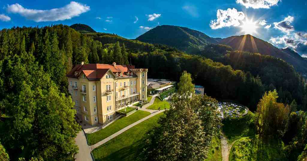 HOTELI WELLNESS SLOVENIJA WELLNESS & SPA TERME