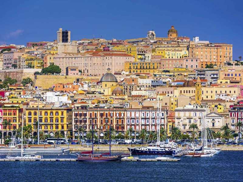 POnude za leto na Sardiniji cene