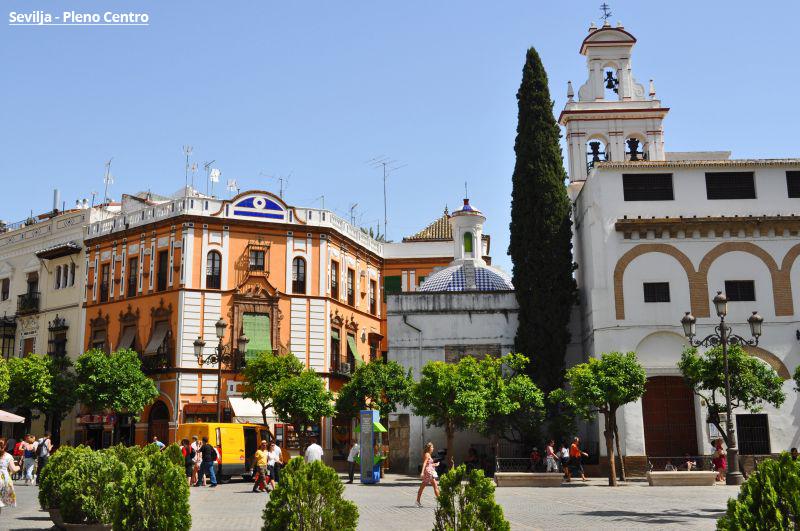 Sevilja Andaluzija prolećna putovanja avio aranžmani direktan čarter let