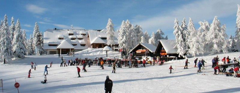 kranjska gora skijaliste slovenija cene aranzmana