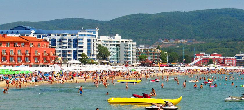 SUNČEV BREG HOTELI LETO 2017 CENE BUGARSKA LETO