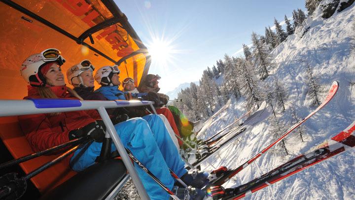 flahau zima skijanje zimovanje austrija cene flahau