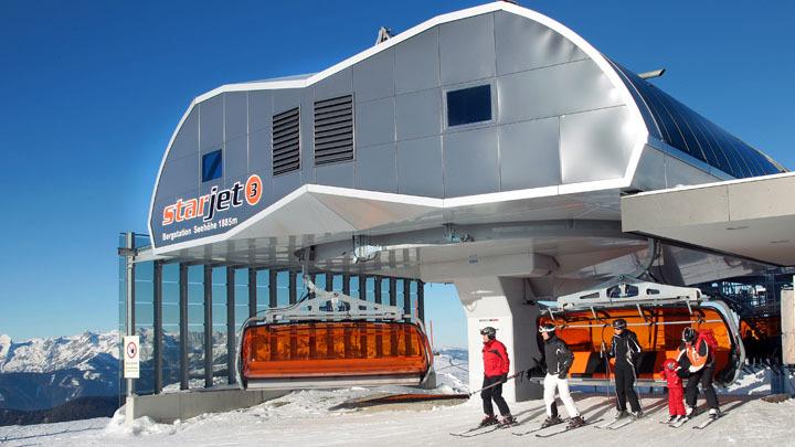flahau skijaliste austrija cene aranzmana