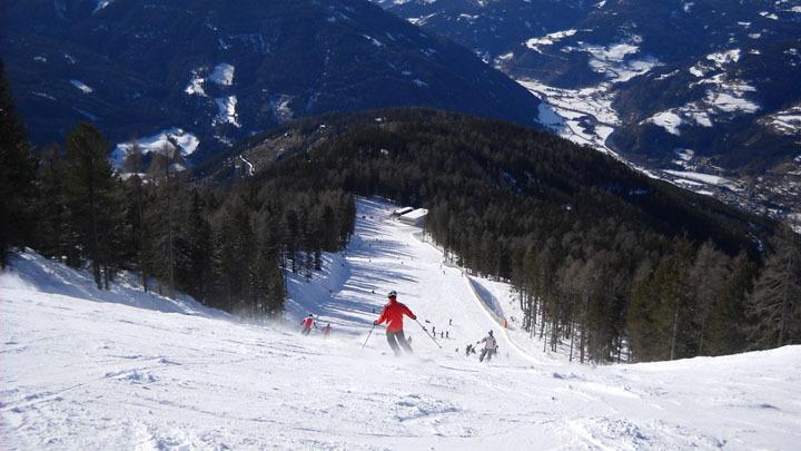 kraišberg zima skijanje zimovanje austrija cene kraišberg
