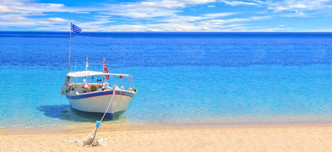 Agrari Mikonos plaža Grčka aranžmani