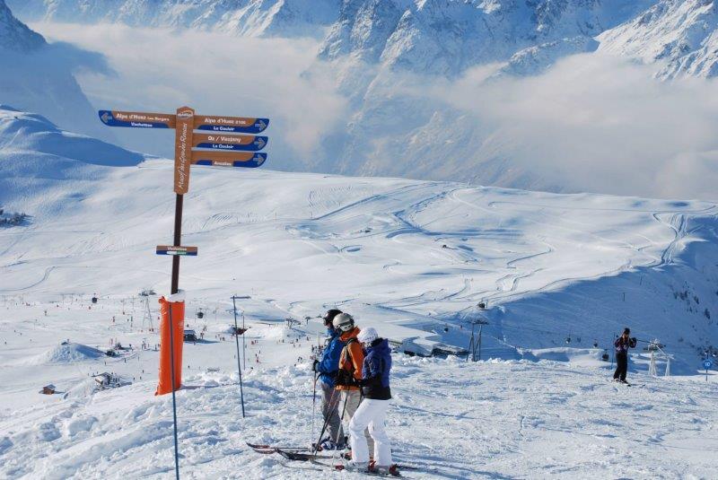 alpe d'huez skijanje zimovanje last minute ponude