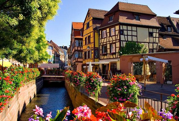 alzas regija francuska putovanje strazbur putovanje