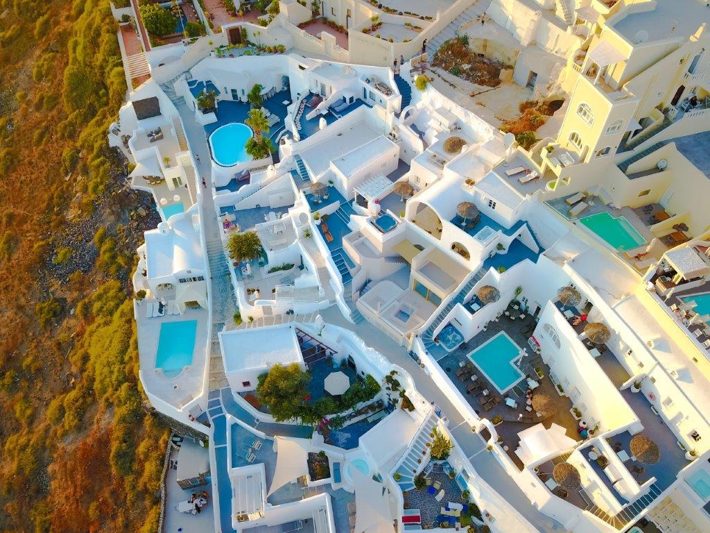 Santorini last minute aranžmani letovanje avionom cene