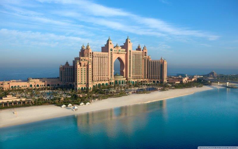 DUBAI - HOTEL ATLANTIS HOTELI DUBAI CENE