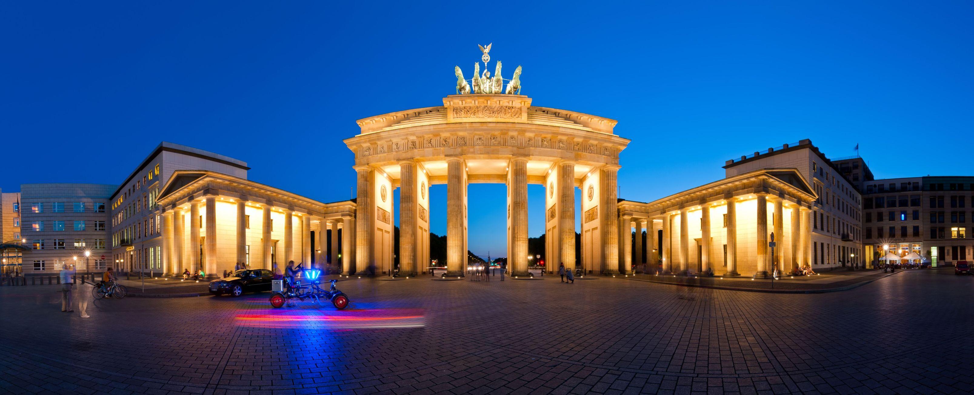 BERLIN USKRS I 1.MAJ