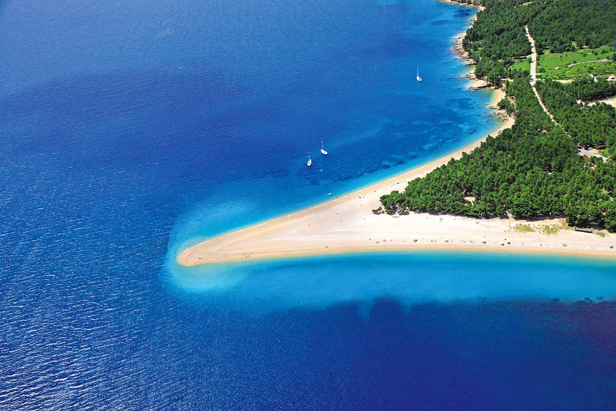 Hrvatska letovanje cene hrvatska ostrva brac korcula