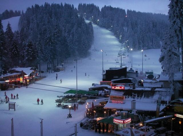 Borovec hoteli cene skijanje Bugarska