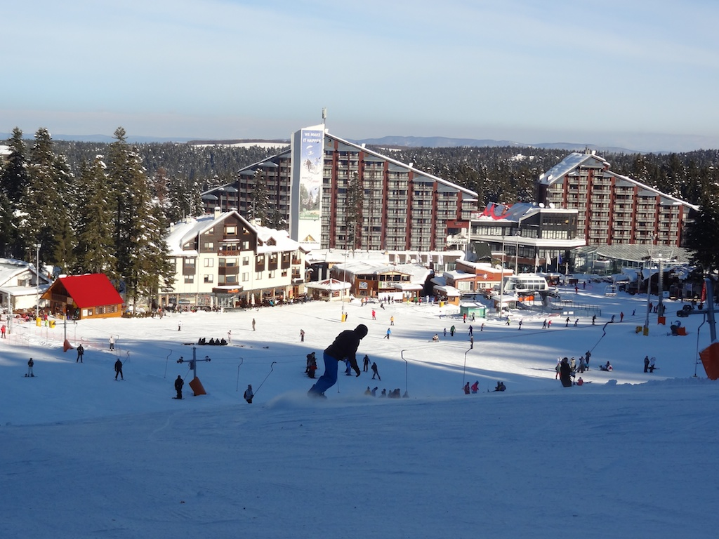 Skijanje u Bugarskoj - Hoteli Borovec cene