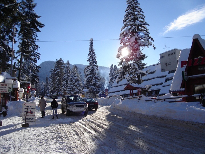 Skijanje u Bugarskoj - Borovec i Bansko