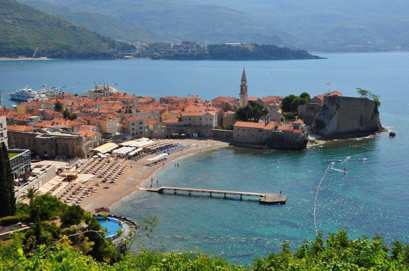 Crna gora letovanje Budva Herceg novi cene