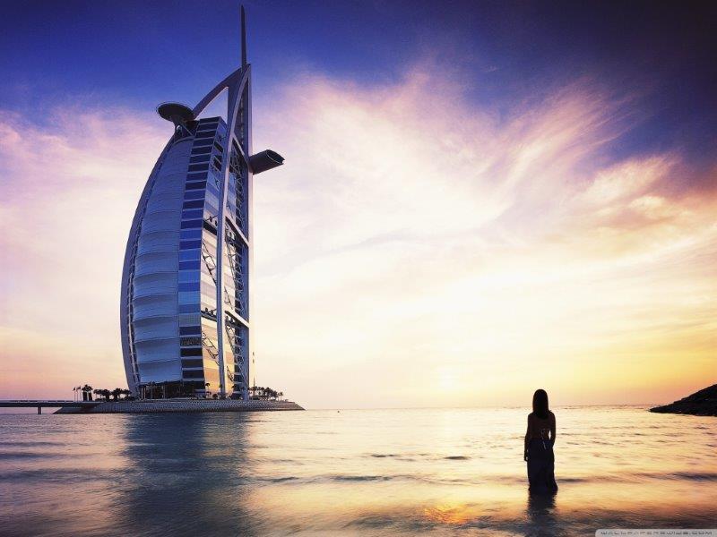 DUBAI - BURJ AL ARAB - putovanje DUBAI letovanje