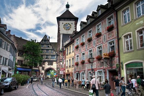 city break alzas i svarcvald putovanje autobusom freiburg