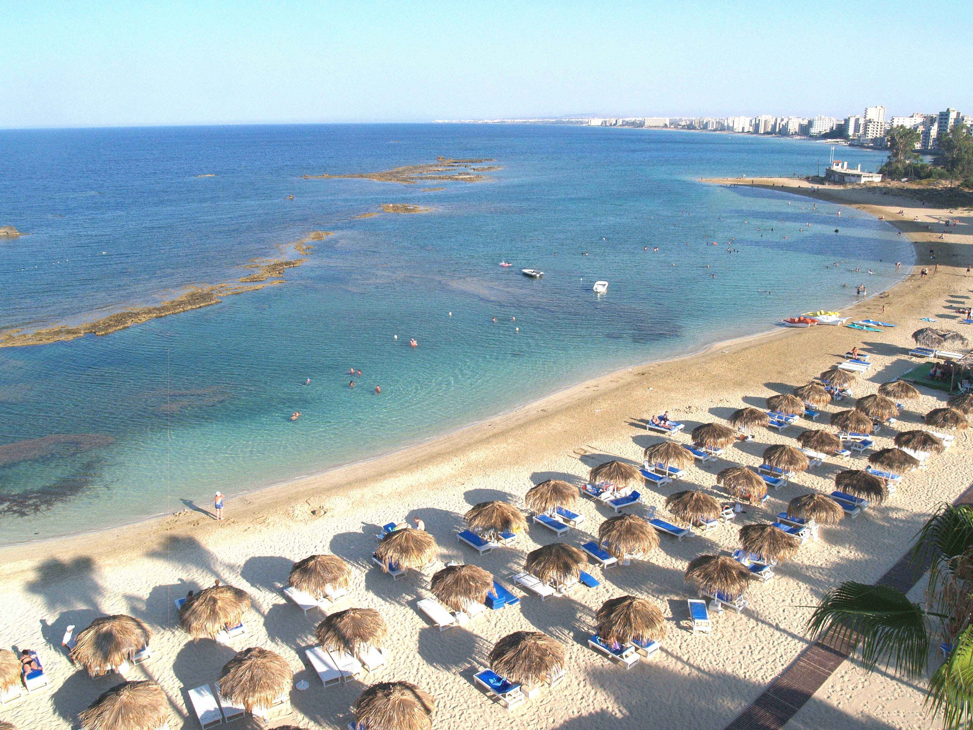 Najbolje plaže na Kipru slike hoteli cene