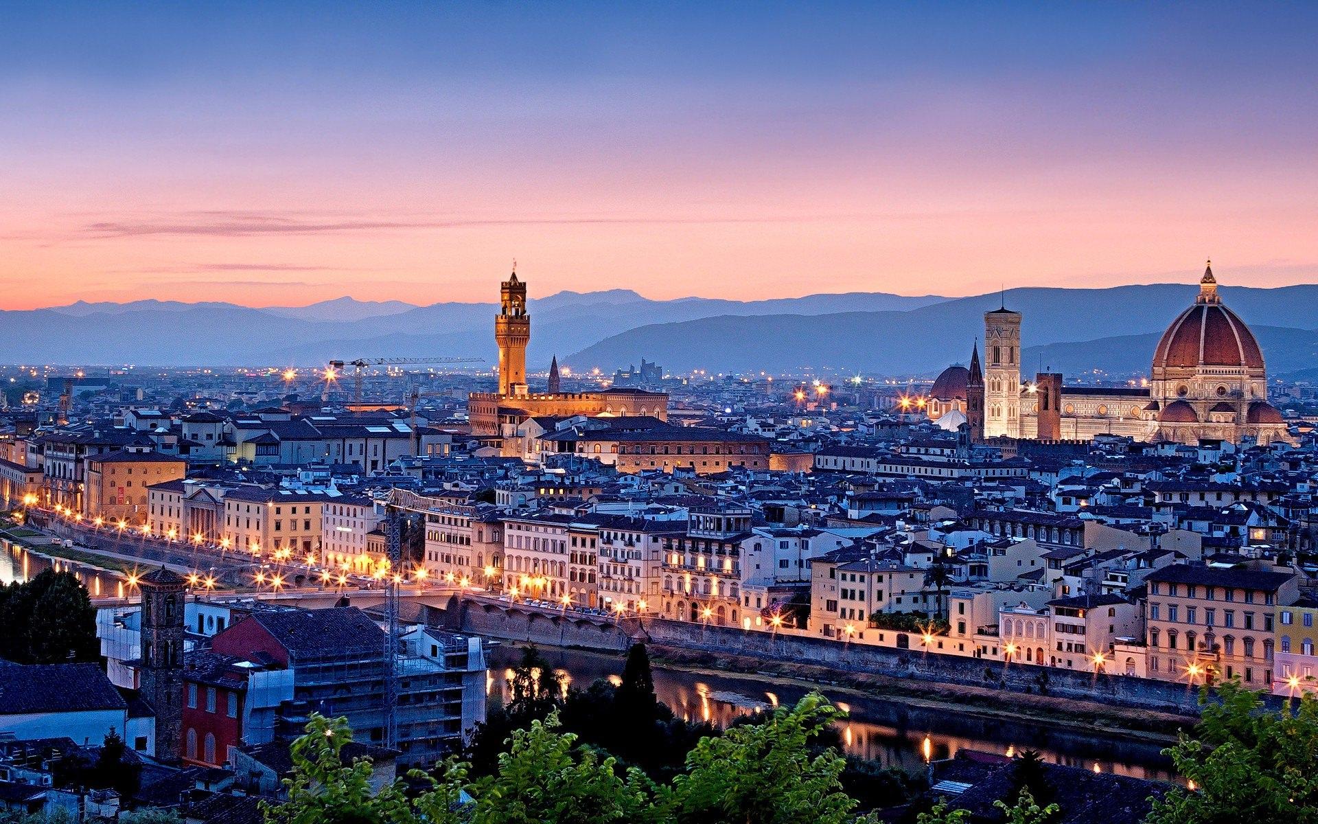 firenca jesenja putovanja evropske metropole gradovi