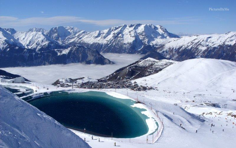 alpe d'huez skijaliste francuska cene aranzmana