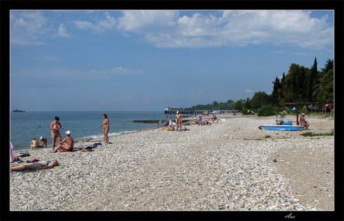 Halkidiki apartmani letovanje Atos plaže Grčka