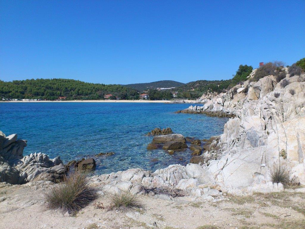 Atos Halkidiki apartmani leto plaže letovanje aranžmani