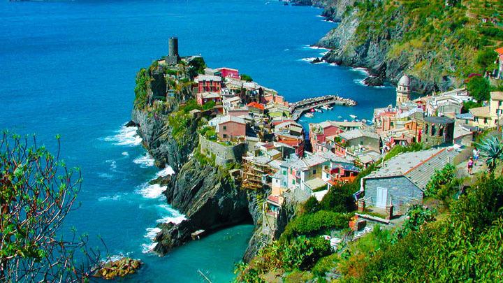 italijanska rivijera jesenja putovanja obilasci evropski gradovi