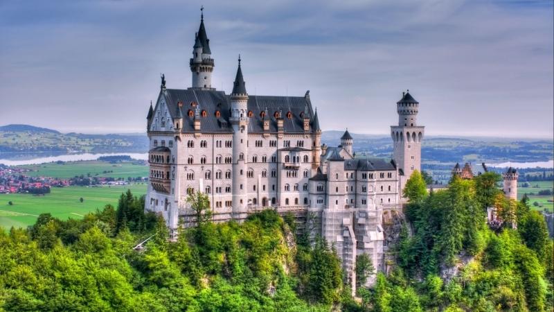 dvorci bavarske aranzman jesenja putovanja