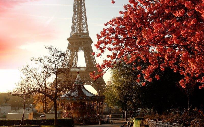 jesen u parizu jesenja putovanja