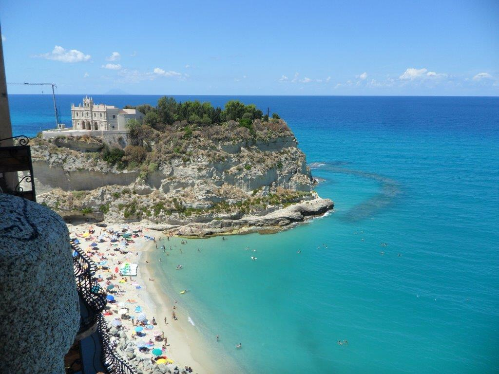 Kalabrija Italija letovanje cene hotela avionom
