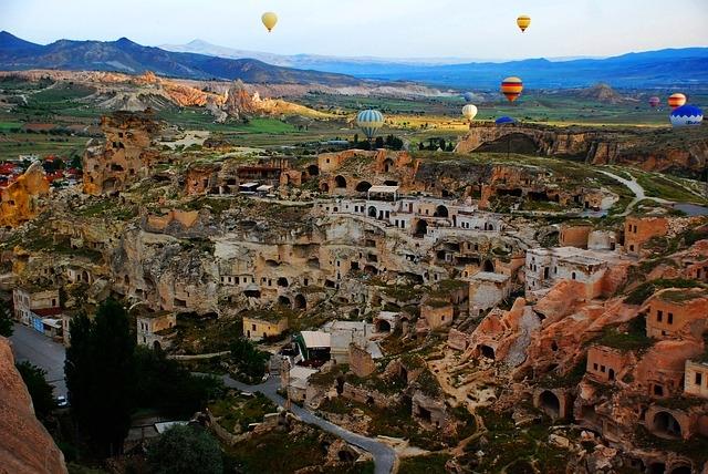 kapadokija iskustva cena turska kapadokija putovanje