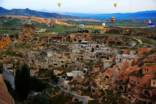 kapadokija turska putovanje dream land