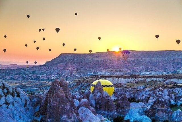 kapadokija putovanje 2020 dream land cene