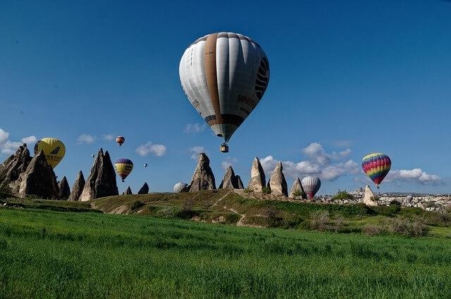 kapadokija turska putovanje dream land putovanje